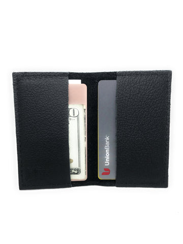 Black Bifold Wallet