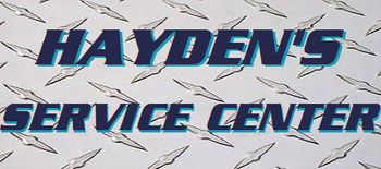 Hayden's Service Center