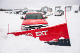 EXT 8'-10' Expandable BOSS Straight-Blade Plows - Snow Plow - BOSS - Hayden's Auto's Trucks & Equipment - 2