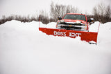 EXT 8'-10' Expandable BOSS Straight-Blade Plows - Snow Plow - BOSS - Hayden's Auto's Trucks & Equipment - 4