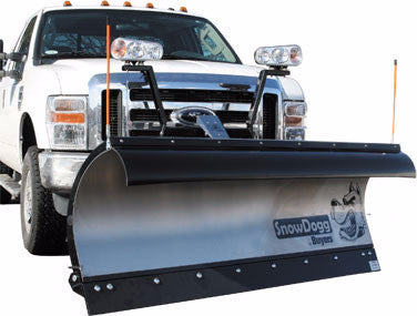SKTE75-SnowDogg Snow Plow 7-1/2' HD Trip Edge Straight Blade - Snow Plow - Buyers - Hayden's Auto's Trucks & Equipment