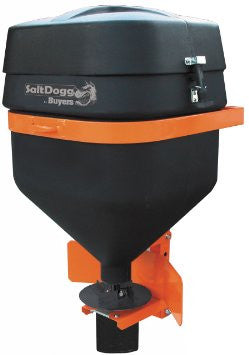 TGSUVPROA-SaltDogg Spreader 4.4 cu. ft. Poly Hopper - Spreaders - Buyers - Hayden's Auto's Trucks & Equipment - 1