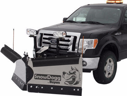 VMD75-SnowDogg Snow Plow 7-1/2' MD VX Blade - Snow Plow - Buyers - Hayden's Auto's Trucks & Equipment
