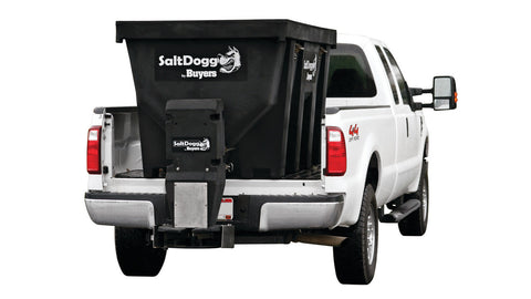 SHPE2250-SaltDogg Spreader 2.20 cu. yds Poly Hopper - Spreaders - Buyers - Hayden's Auto's Trucks & Equipment - 1