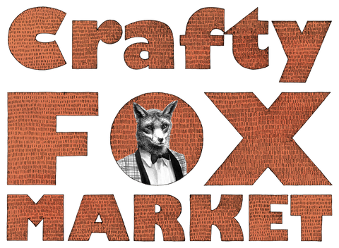 Crafty Fox Market - Peckham 16th September