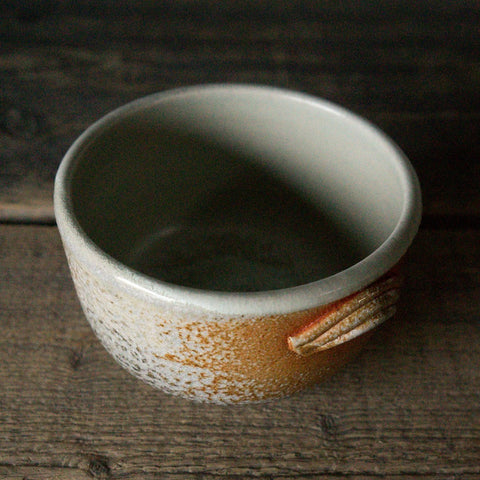 Soda fired bowl G