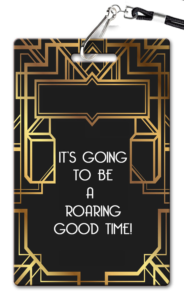 Gatsby (v2) Birthday Invitation