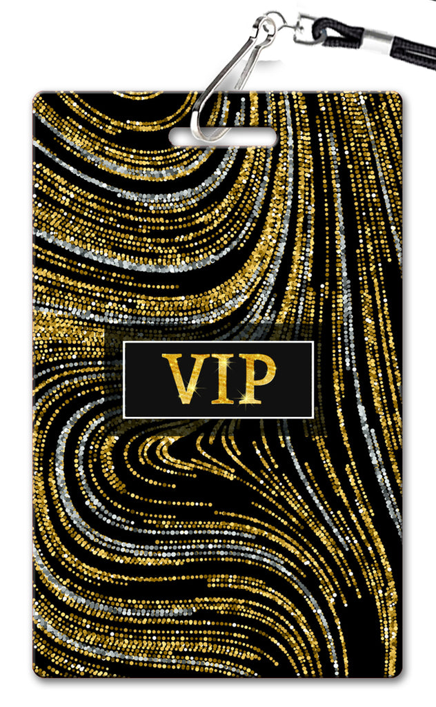 VIP Pass Birthday Invitation