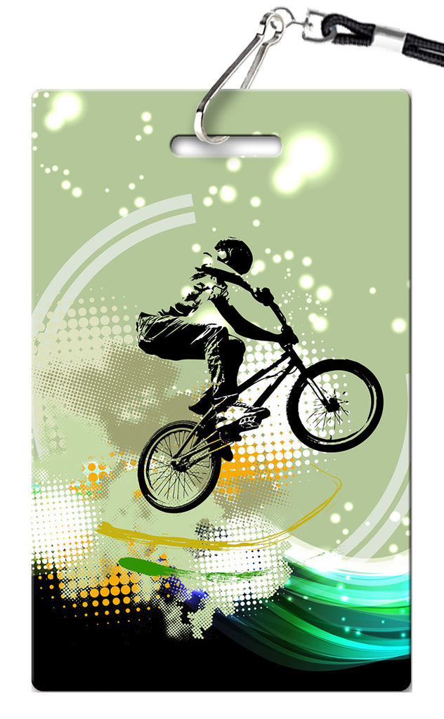 BMX Birthday Invitation