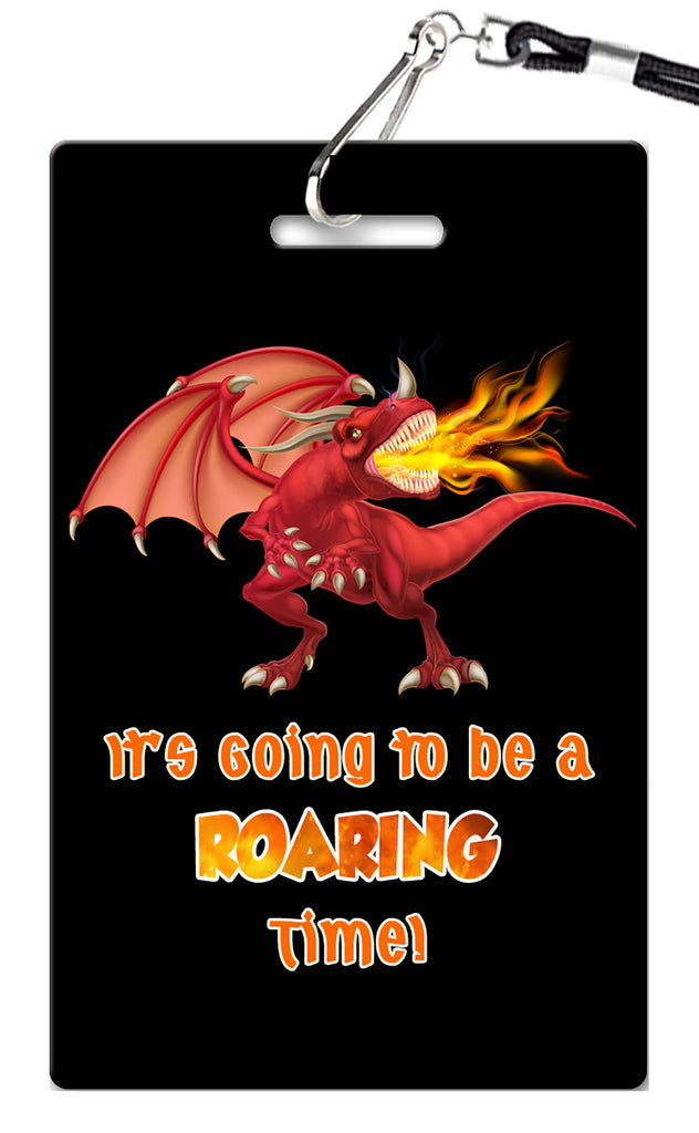 Dragon Birthday Invitations