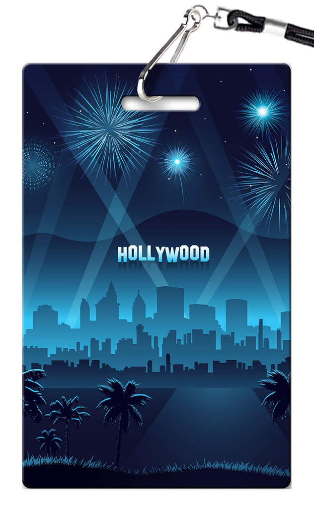 Hollywood Birthday Invitation