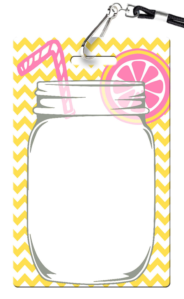Lemonade Birthday Invitation