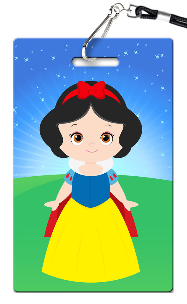 Snow White Birthday Invitation
