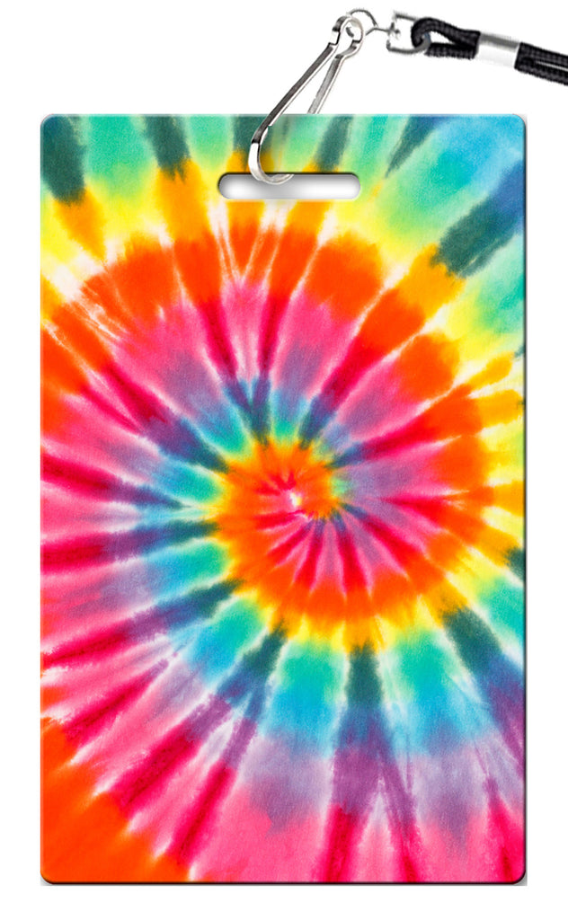 Tie Dye Birthday Invitations
