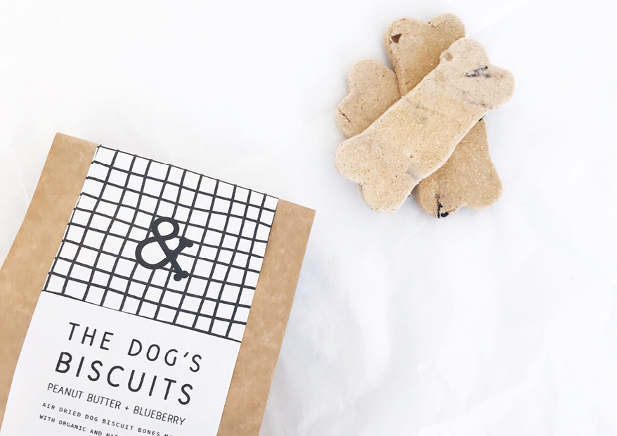 The Dog's Biscuits - Neoh & Nobo