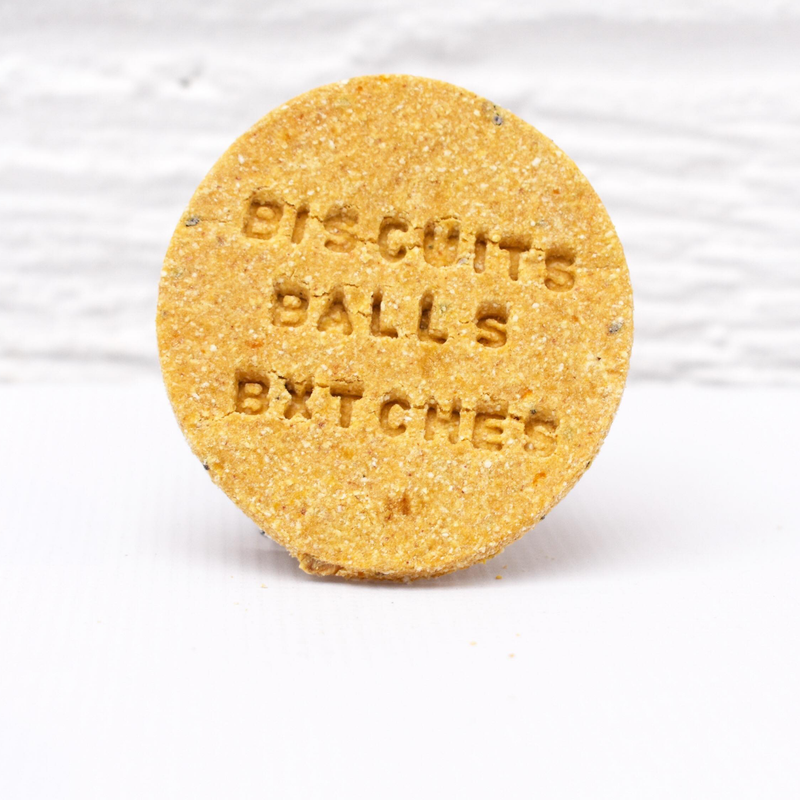 Biscuits, Balls & Bxtches