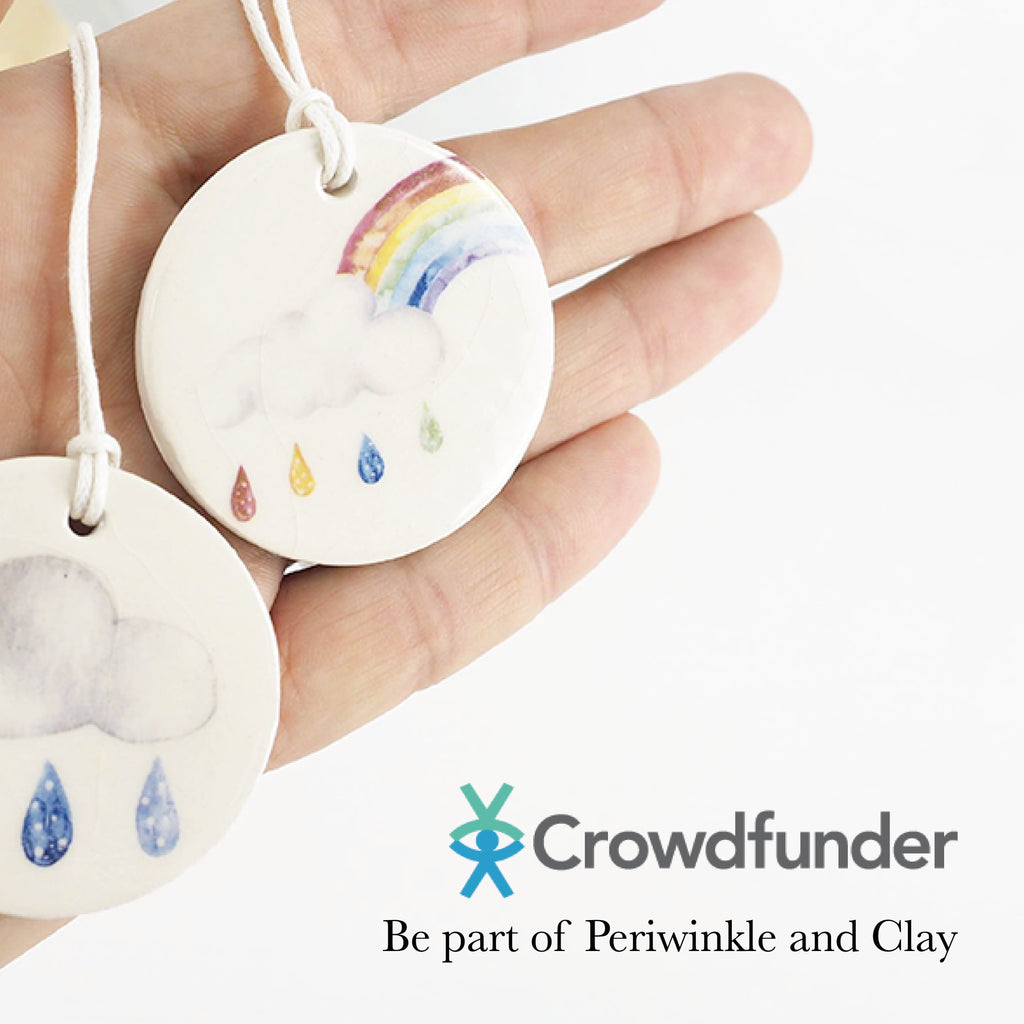 We're crowdfunding...