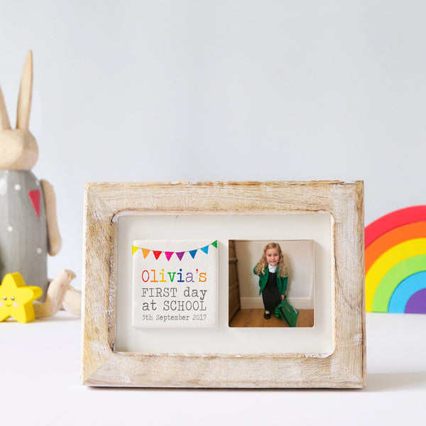 Are you hoping to order a first day of school frame?