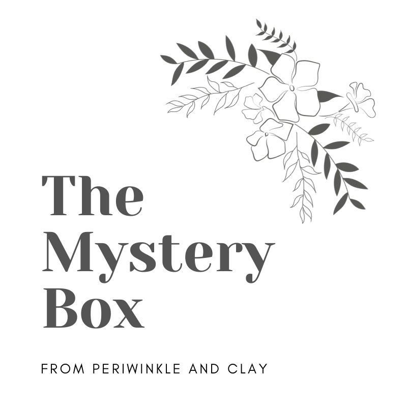 Periwinkle and Clay The Mystery Box