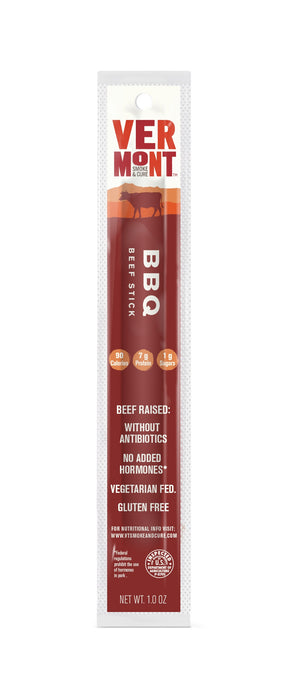 BBQ Beef Sticks 1 oz (12 count) Stick Package