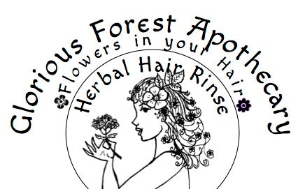 Flowers In Your Hair, Herbal Hair Rinse