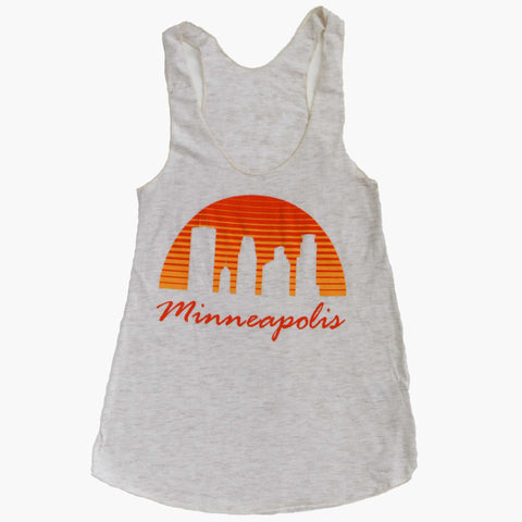 Minneapolis Sunset T-Shirt - MSP Clothing