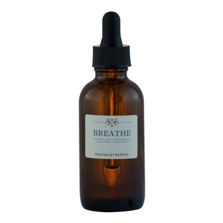 Breathe Body Oil