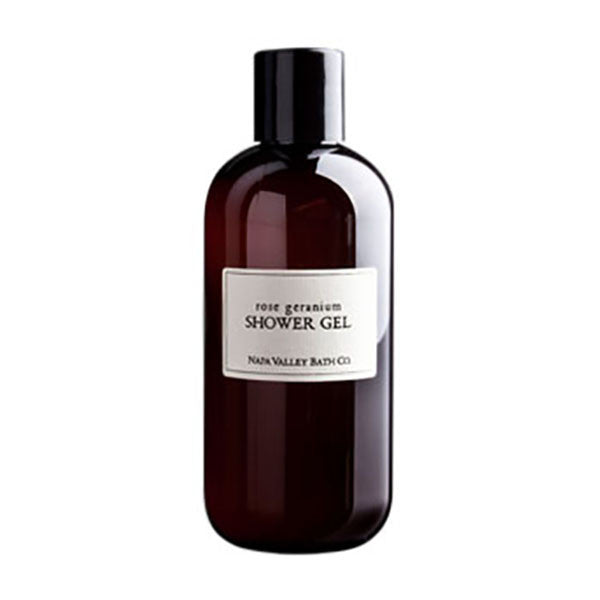 Rose Geranium Shower Gel