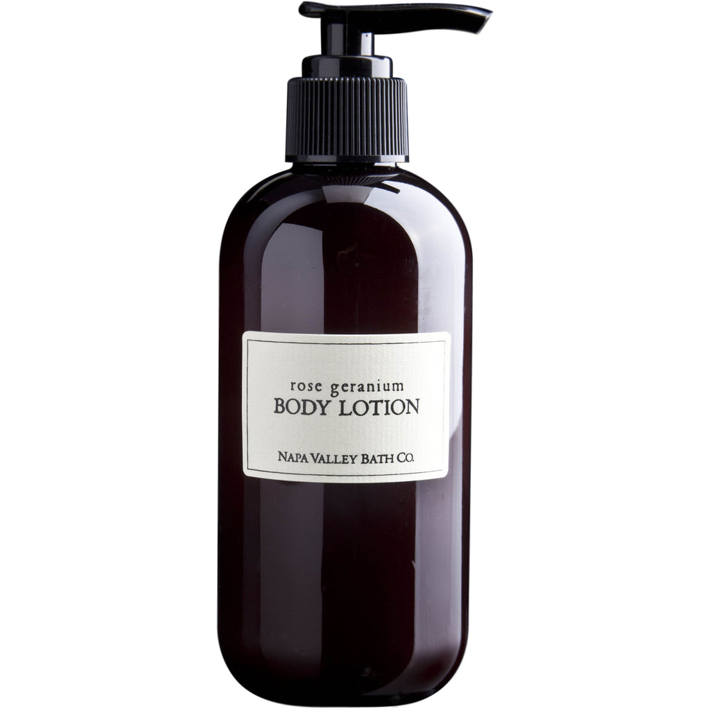 Rose Geranium Body Lotion