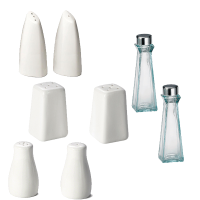 Condiment Dispensers And Holders
