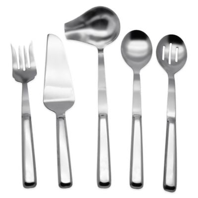 Serving Spoons and Forks