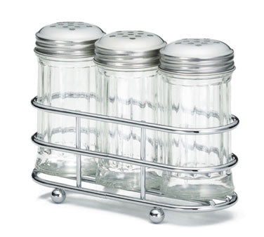 Condiment Shakers and Lids
