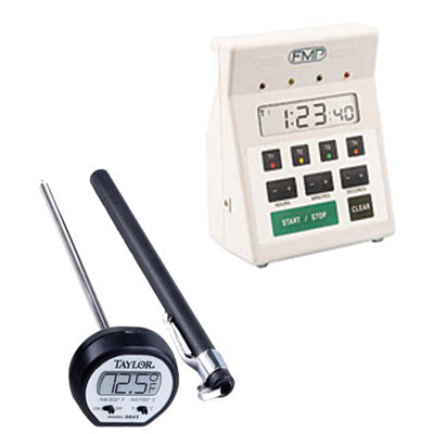 Thermometer and Timer