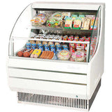 Turbo Air TOM-30L Open Display Merchandiser - Champs Restaurant Supply | Wholesale Restaurant Equipment and Supplies
