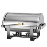 Atosa AT721R61-1 Roll Top Chafer