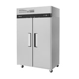 "Turbo Air M3R47-2-N 52"" Double Door Reach-In Refrigerator"