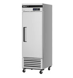 "Turbo Air TSR-23SD-N6 Super Deluxe 27"" Single Door Reach-In Refrigerator"