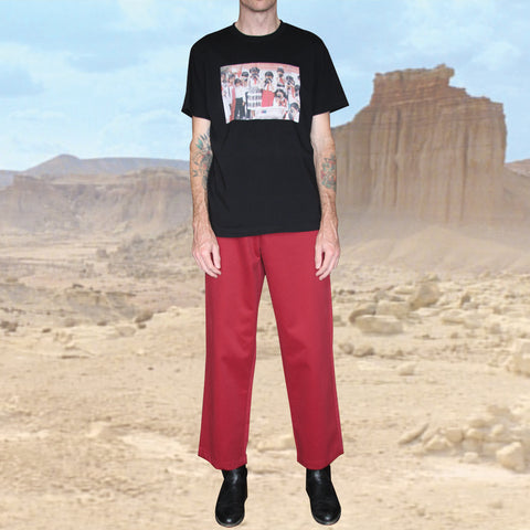 PARIS, TEXAS CAMPER SHIRT