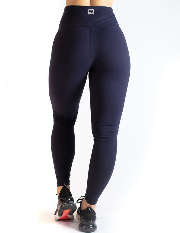 HIGH RISE SUPER SOFT LEGGINGS - NAVY
