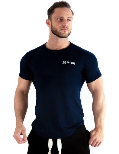 PREMIUM MEN'S T-SHIRT - NAVY
