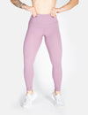 HIGH RISE LEGGINGS - LILAC - Rise Above Fear, High Performance Activewear, Sportswear