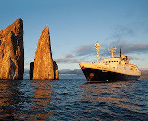 10-Day Trip to the Galapagos Aboard the National Geographic Endeavour