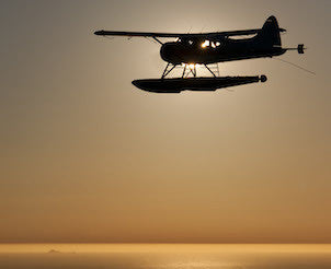 Soar over San Francisco in a Sunset Seaplane Tour