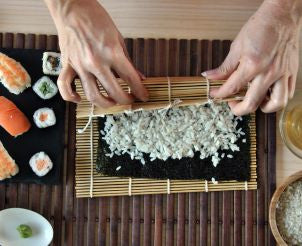Private Sushi Class, Demonstration, and Dinner