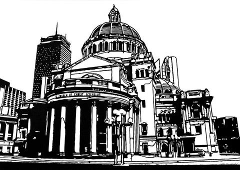 Christian Science Center - ArtLifting