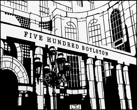 Five Hundred Boylston - ArtLifting