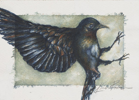 Bluebird Fly - ArtLifting