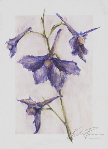 Blue Bells - ArtLifting