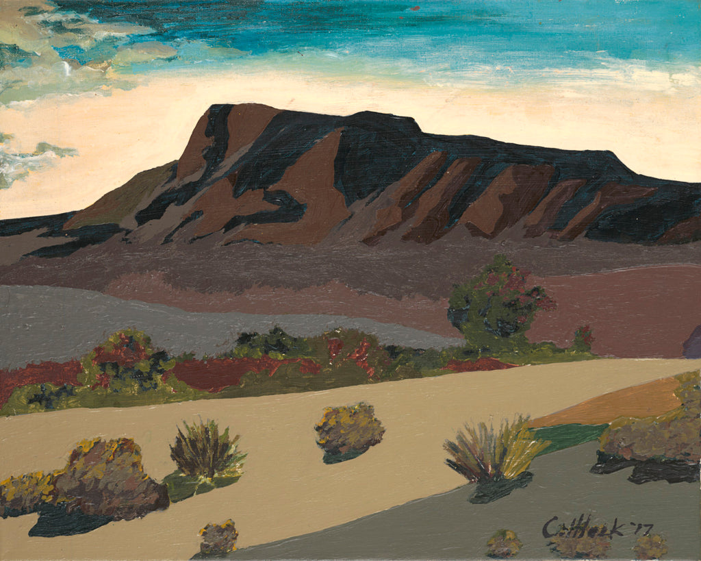 New Mexico Landscape 2 - ArtLifting