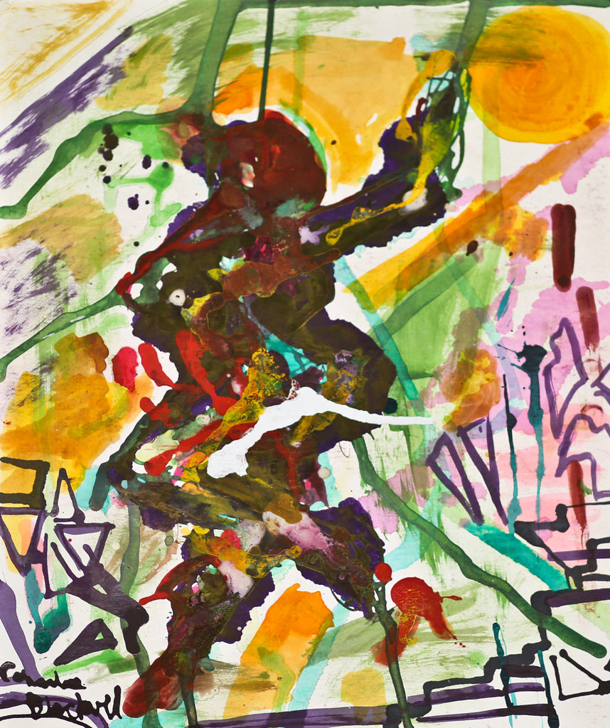 The 19th Afro Cuban Dancer - ArtLifting